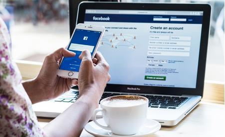 facebook如何注册